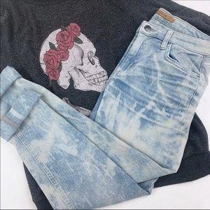 Joe's Jeans Acid Wash Tiedye COLLECTER'S EDITION